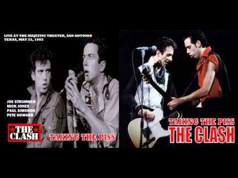 The Clash - Live In San Antonio, Texas, 1983 (Full Concert!)