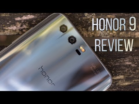 Thumbnail: Honor 9 Review