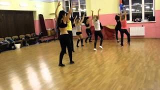 GO DANCE KALININGRAD  Мастеркласс  Waaking для начинающих