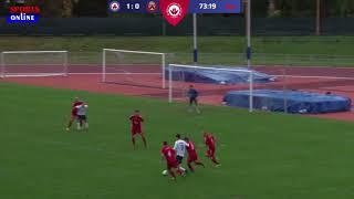 ČSK Uherský Brod - MFK Vyškov 4:0 (1:0)
