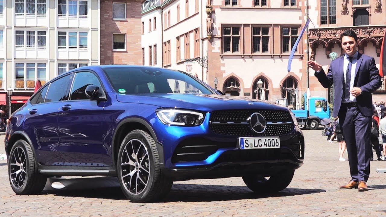 2020 Mercedes Glc Coupe Presentation Updated Glc Suv Youtube