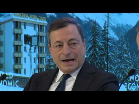 Davos 2016 - The Year Ahead: The Economic Outlook for the Eurozone