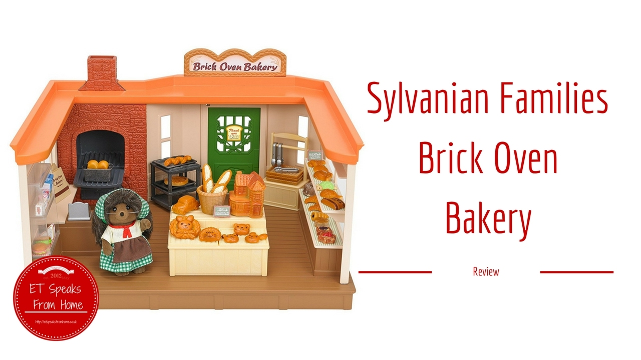 Sylvanian Families Brick Oven Bakery Review Youtube