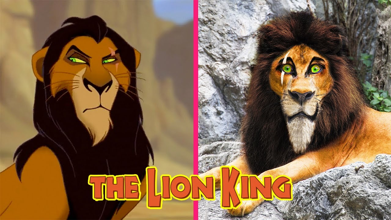 Download 🦁 The Lion King IN REAL LIFE 👉@SONA Show