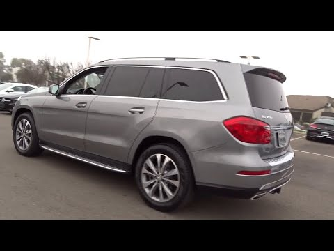 2016 Mercedes-Benz GL Pleasanton, Walnut Creek, Fremont, San Jose, Livermore, CA 32447