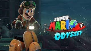 SUPER MARIO ODYSSEY #6 - Cidade em Perigo! (Nintendo Switch Gameplay)