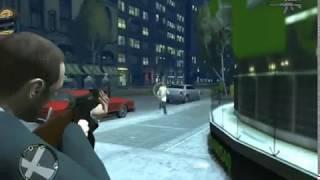 GTA IV in Slow Motion