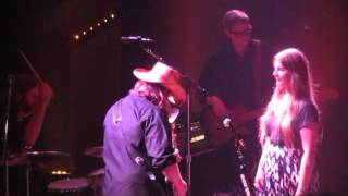 Chris & Morgane Stapleton at Ryman Auditorium - You Are My Sunshine 2/19/16