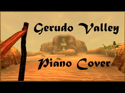 Detail for - Gerudo Valley Cover