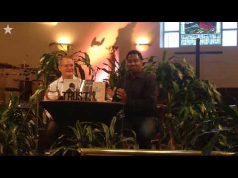 A Johnson County pastor and a Kansas City pastor talk about race