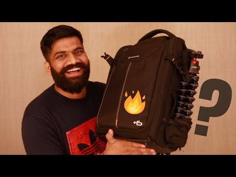 WHAT'S IN MY BAG? TECH..TRAVEL & FUN (TECH BACKPACK)🔥🔥🔥