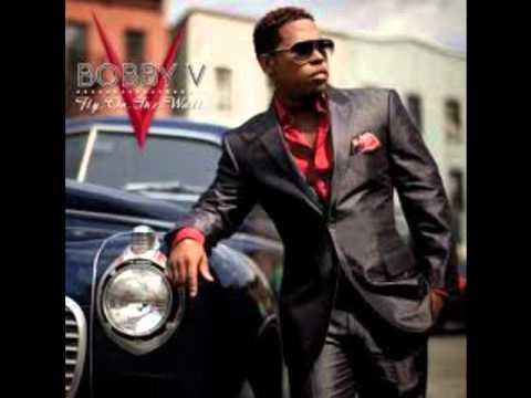 Bobby V--  words