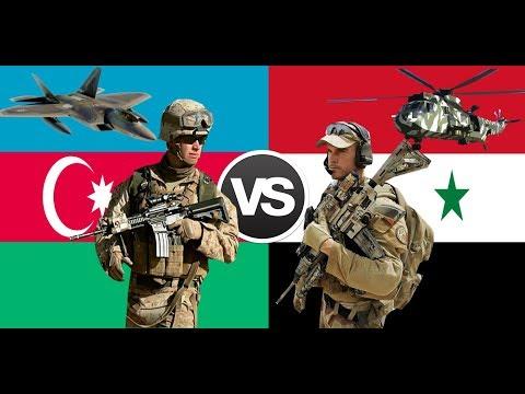 Azerbaycan VS Suriye