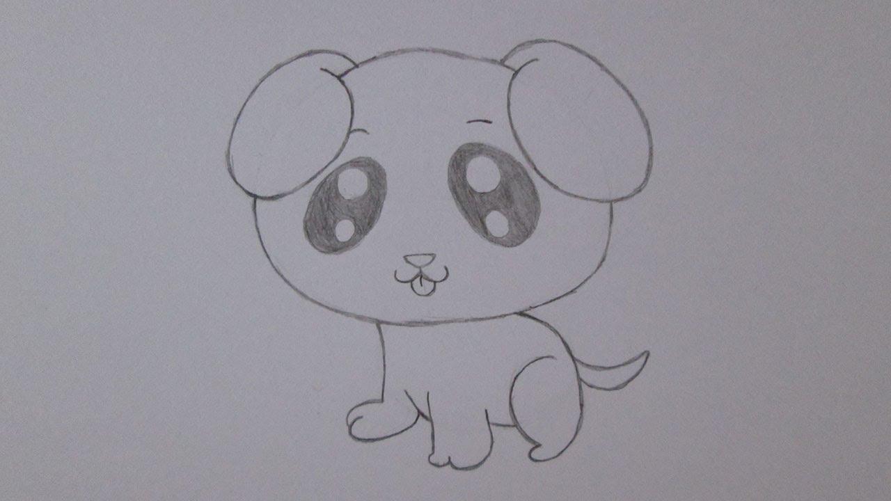 Como Desenhar Um Cachorro Youtube