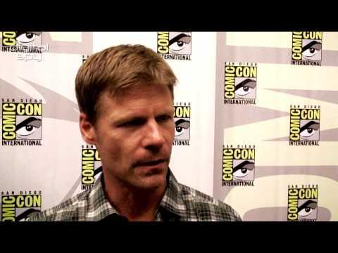 ComicCon 2010: Joel Gretsch 'V'
