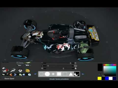 skin voiture trackmania nation forever