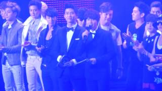 130309 Music Bank in Jakarta Opening - SHINee and Super Junior