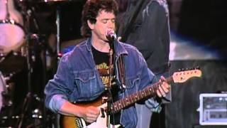 Lou Reed - Dirty Blvd. (Live at Farm Aid 1990)