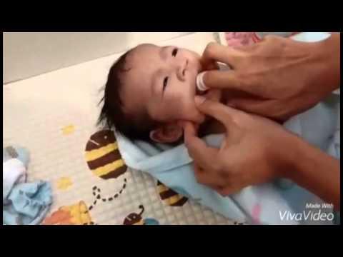 Ep.31 ดูแลช่องปากเด็กวัย0-6เดือน น้องนามิ นางแบบวัยเยาว์
