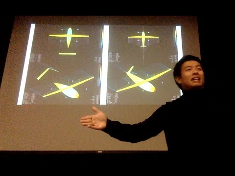 Talking about VTOL UAVs with the American Helicopter Society