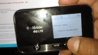 Cellcorner код розблокування не вдалося активувати Т-мобільна точка доступу ZTE у MF96