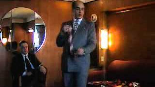 Fedora Lounge Queen Mary Event 2010 Tie Seminar Part 8/8 Final section