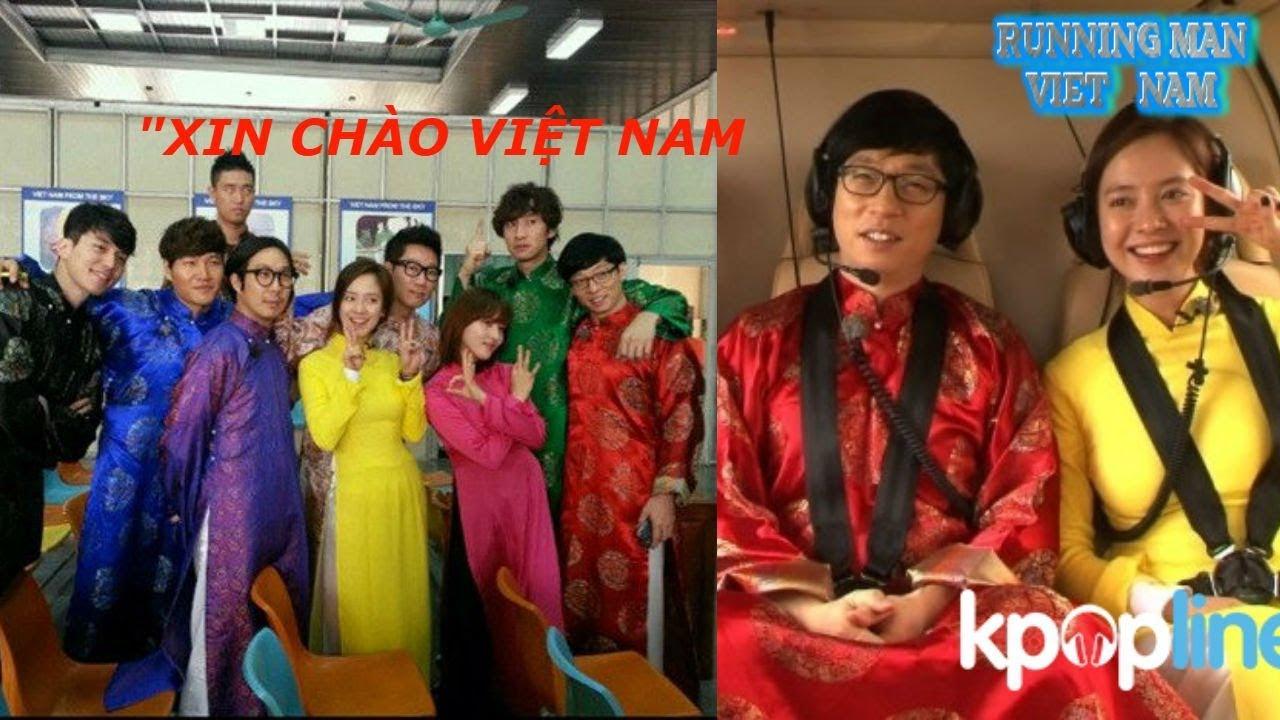 Các Thành Viên Running Man Trổ Tài Nói Tiếng Việt