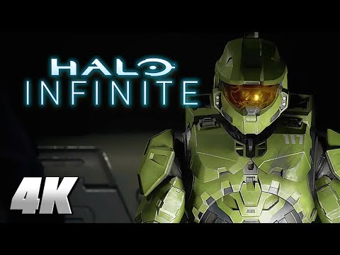 "Halo Infinite - Official 4K ""Discover Hope"" Cinematic Trailer 
