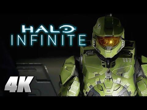 "Halo Infinite – Official 4K ""Discover Hope"" Cinematic Trailer | E3 2019"