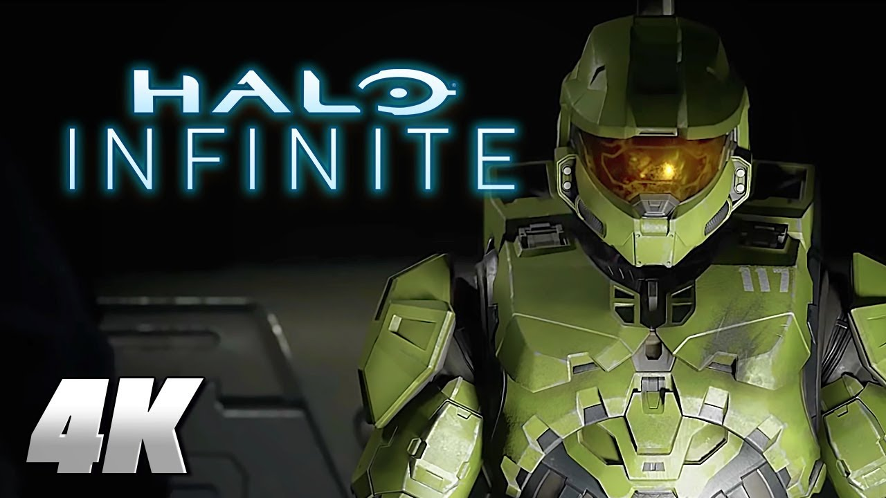 Halo Infinite - Official 4K