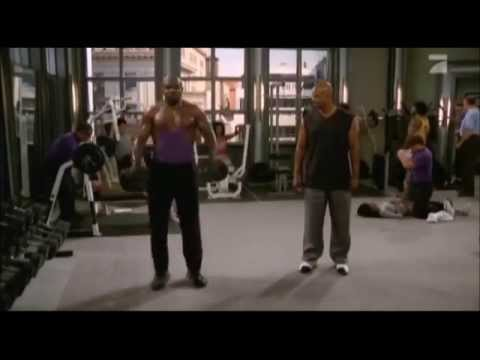 The Hilarious EURO WORKOUT By Terry Crews
