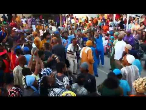 African-Hebrew-Israelite Community In Dimona, Israel - Dance For The Land 4