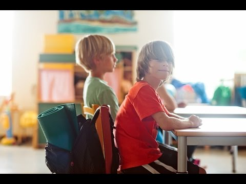Chair Yoga for Children & Teens (Trailer)