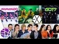 Filipinos React to Kpop VERSU2 #5 (EXO, MAMAMOO, GOT7)   EL's Planet