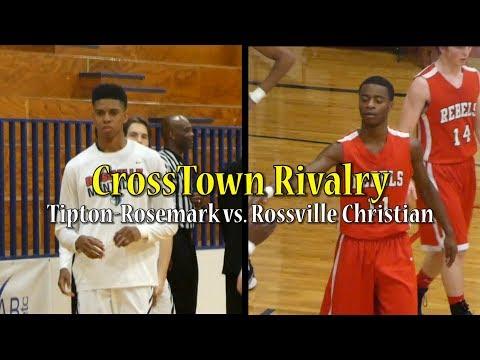 RIVALRY RECAP | Crosstown Rivalry Between Tipton-Rosemark & Rossville