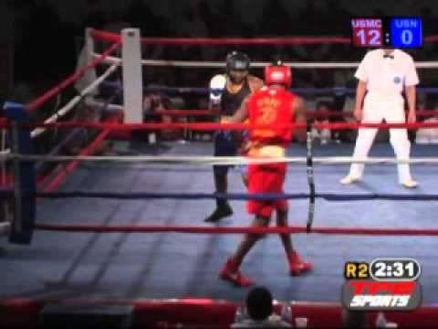 2010 ARMED FORCES BOXING Episode 7  -- 165 lb. Weight Class - The Pentagon Channel