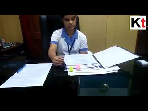 CP appraised  Richa Singh by giving her the charge for 12 hours as DC ,SED