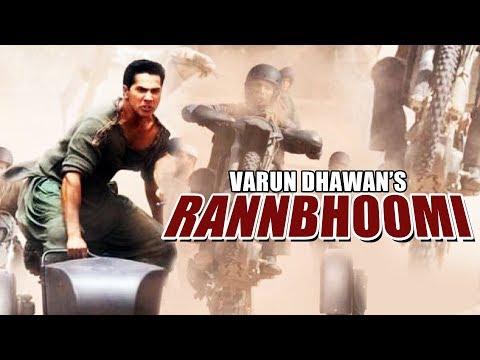 Varun Dhawan NEXT Film RANNBHOOMI Announced | रणभूमि |  Releasing Diwali 2020