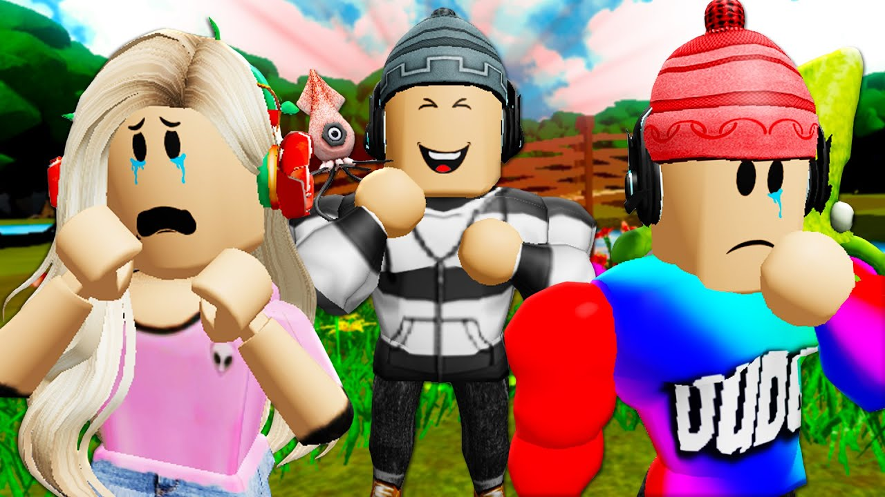 Download The Evil Twin Breaks Up Shane And Brittany! A Roblox Movie