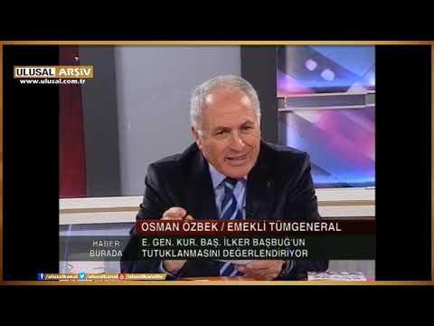 Haber Burada- Filiz Öntaş, Osman Özbek- 09.01.2012 Ulusal Kanal