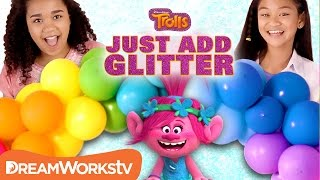 DIY Trolls Party Decorations | JUST ADD GLITTER | TROLLS