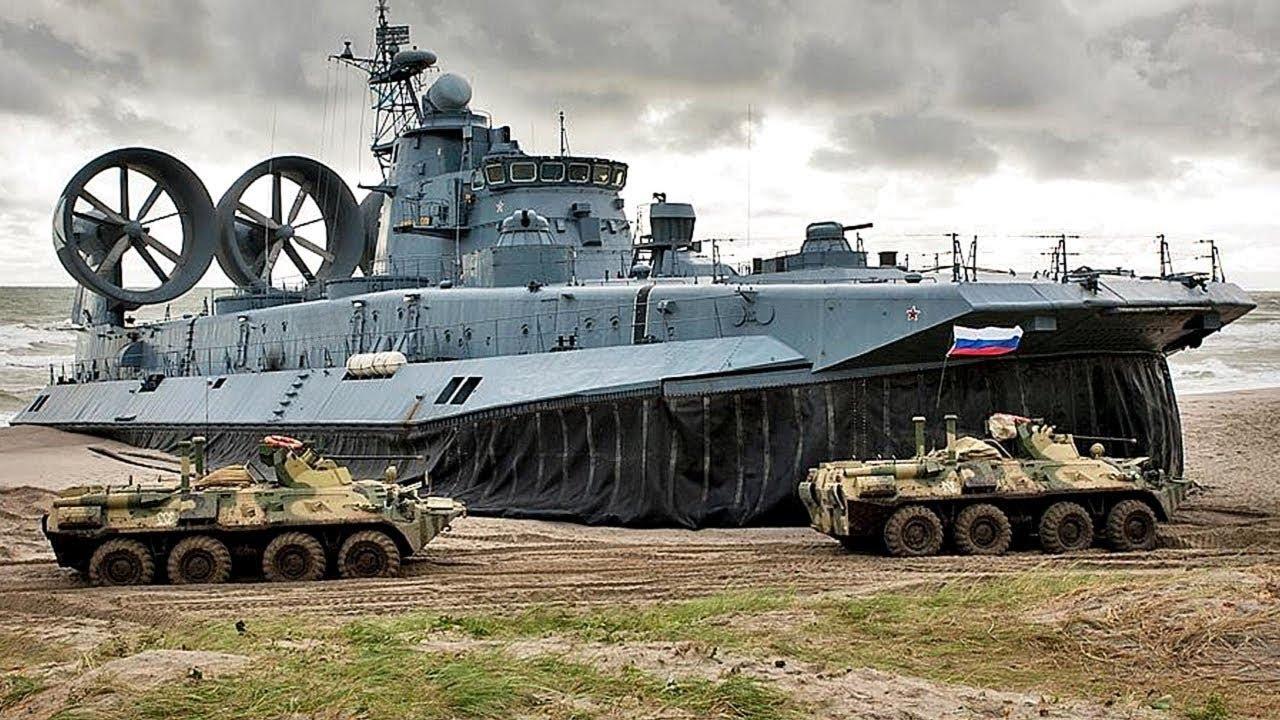 Dünyadaki En Büyük ve En Çılgın 9 Askeri Araç