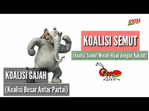 Mengejutkan!!! Tanggapan Djarot Soal Koalisi Gajah VS Koalisi Semut