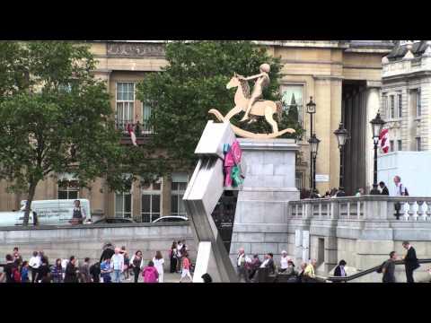 London - Trafalgar Square II (Full HD)
