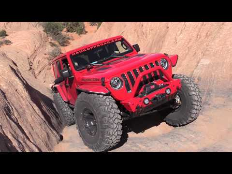 Pit Bull Tires - Easter Jeep Safari 2018 - Journey to Adventure