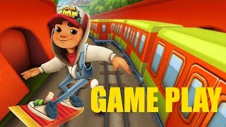 SUBWAY SURFERS GAME on Android Mobile