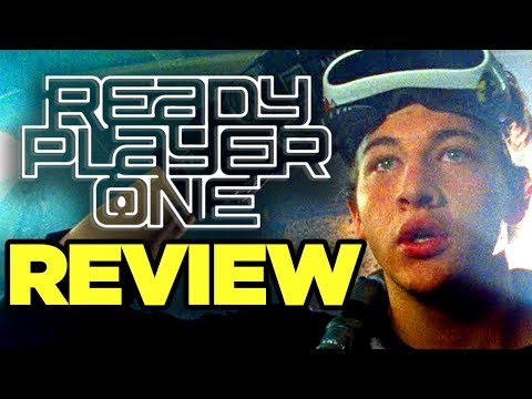 READY PLAYER ONE Review - Best Easter Eggs! - NewRockstars News