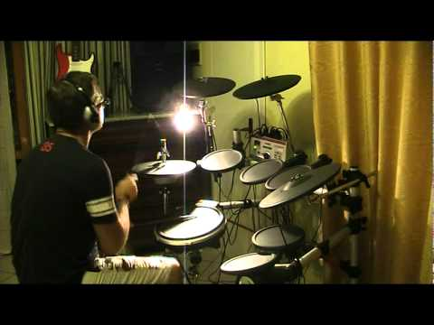 ERIC DARIUS - Goin' All Out - Punta Ala Jazz Funky Drum Cover