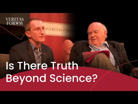 Is There Truth Beyond Science? | John Lennox & Larry Shapiro
