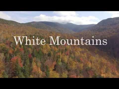 DJI Phantom 3 White Mountains New Hampshire